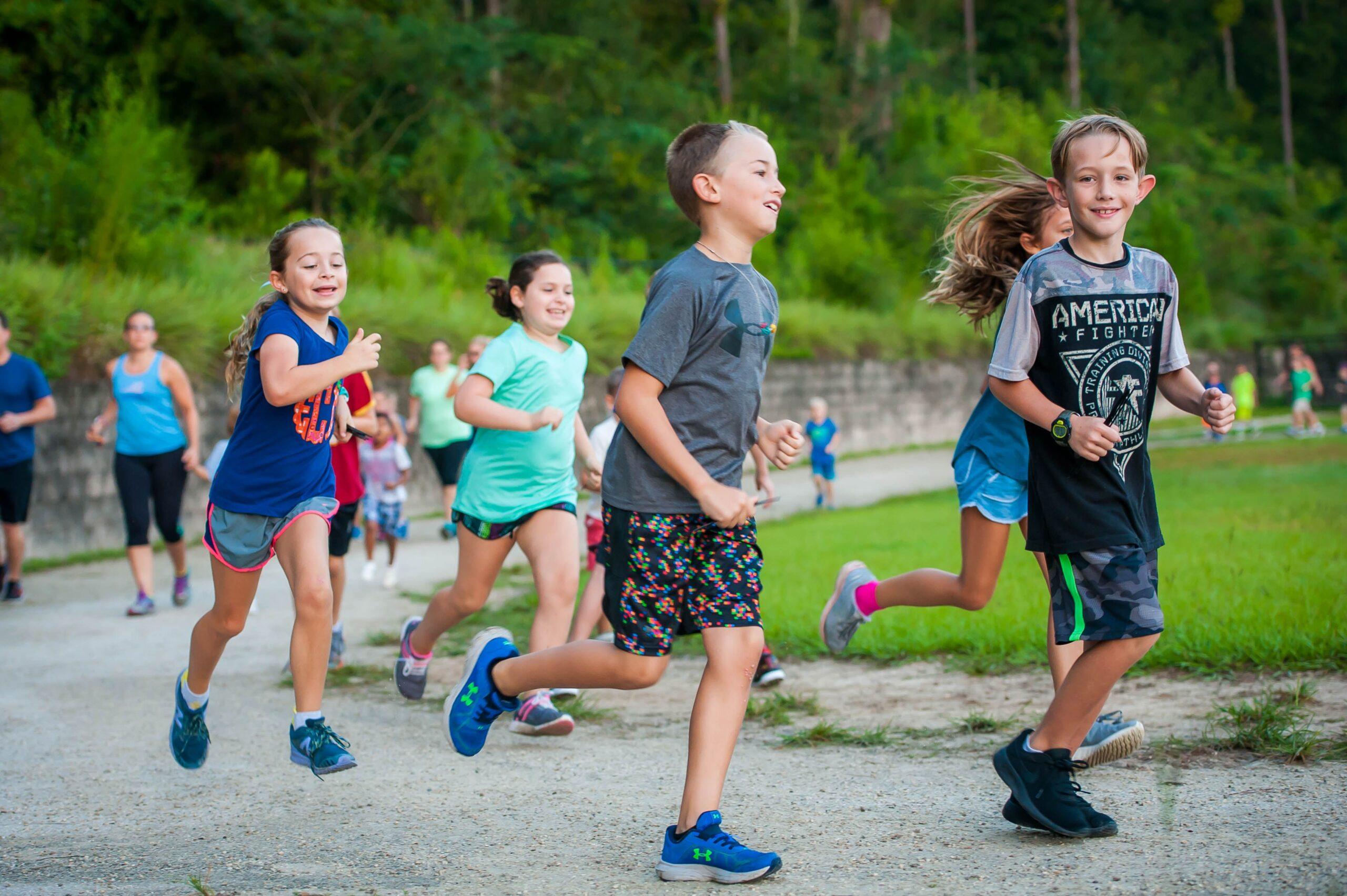 Kids on the Run Summer Program